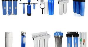 Best method to choose a water filter by type