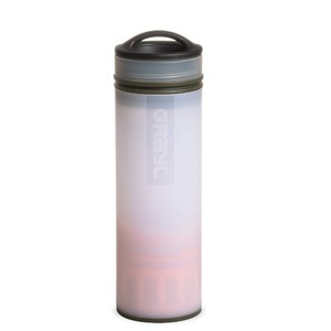 GRAYL Ultralight Water Purifier [+ Filter] Bottle