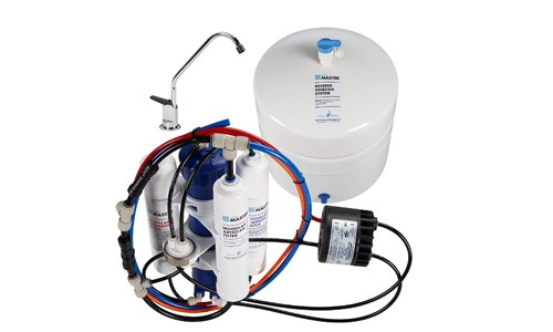 Undersink Reverse Osmosis Water Filter System