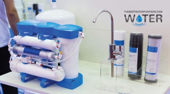 How much is a water filter