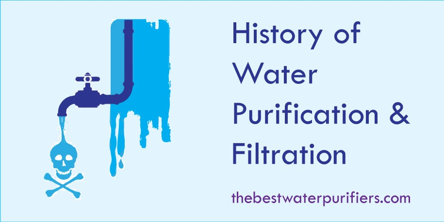 History of water filtration