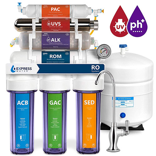 Reverse Osmosis Filtration System 11 Stage