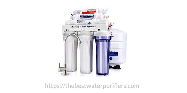 Reverse Osmosis Water purifiers (6-Stage) By iSpring