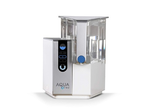 Countertop Water Filtration System by AQUA TRU