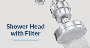Best shower head with filter
